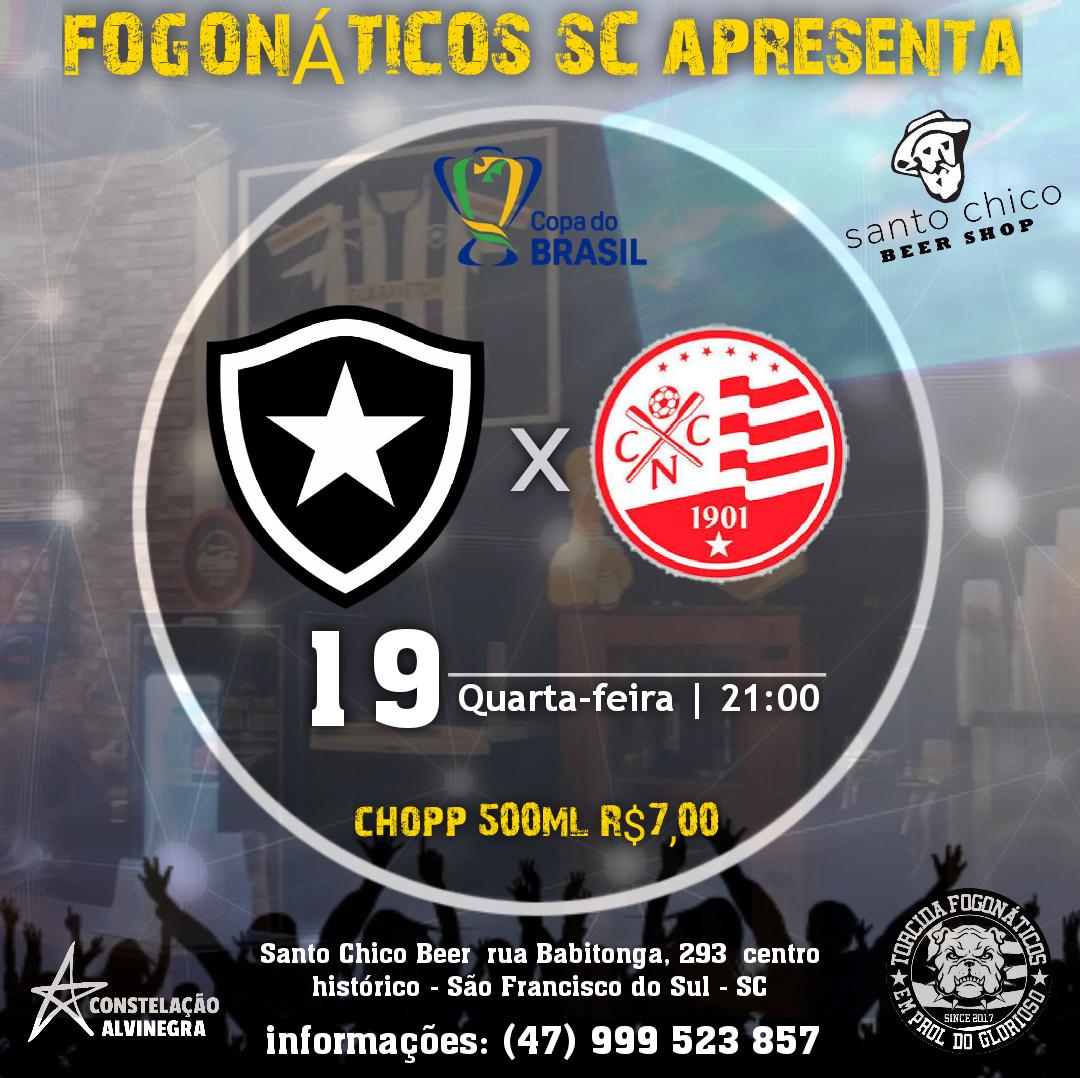 Botafogo x Náutico