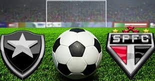 Botafogo x São Paulo - Campeonato Brasileiro 2019