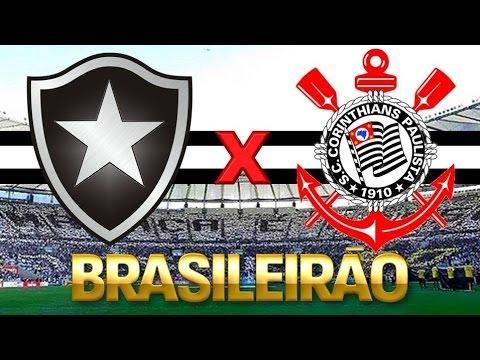 Botafogo x Corinthians - Campeonato Brasileiro 2019