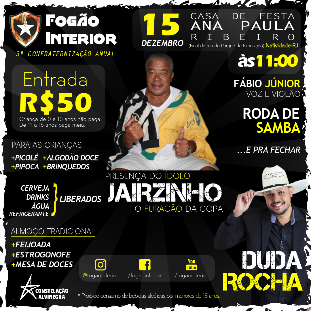 Confraternização Anual - 2019